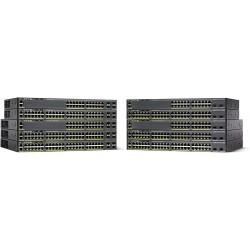 Cisco Catalyst WS-C2960 X -24ps-l 24 puertos Ethernet Switch con 370 W, PoE