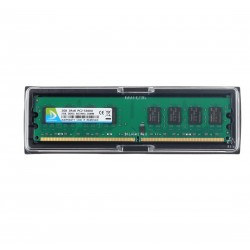 DDR2 667, PC2-5300, Unbuffered, Dual Rank, Non ECC, 1.8V CL5, For AMD, Intel system.