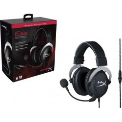 Kingston HyperX Cloud Silver Gaming Headset
