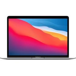 Nuevo Apple MacBook Air con chip Apple M1 (13 pulgadas, 8 GB de RAM, 256 GB de almacenamiento SSD – Plata (último modelo)