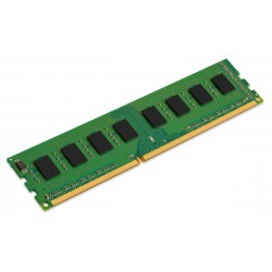 ... Kingston ValueRAM - DDR4 - módulo - 8 GB - DIMM de 288 espigas - 2666 MHz / PC4-21300 - CL19 - 1.2 V - sin búfer