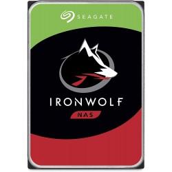 "Unidad de disco duro interna NAS Seagate IronWolf 4TB - 3.5"" SATA 6Gb / s 5900 RPM 64MB caché"