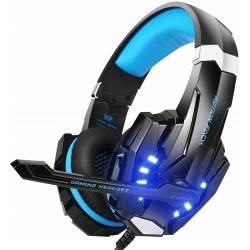 bengoo Stereo Gaming Headset para PS4, PC, Xbox One